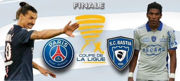 Coupe de la ligue finale sc bastia psg le 11 04 2015 au stade de france 21h onlynous - Stade de france coupe de la ligue ...