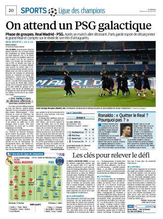Le Parisien   Journal de Paris du mardi 03 novembre 2015_Page_20