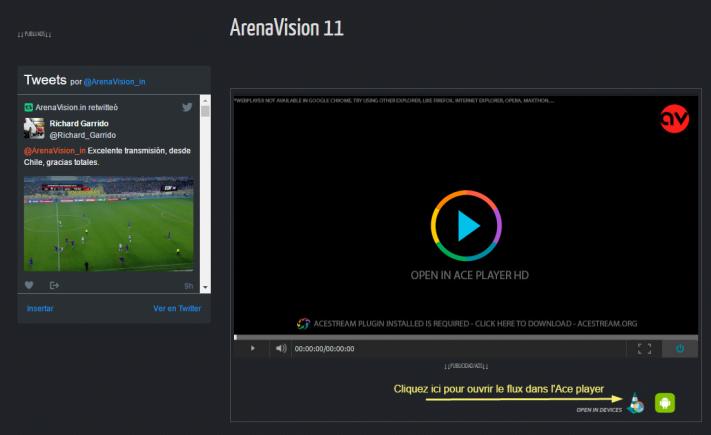 meilleur application pour les sport sur android tv