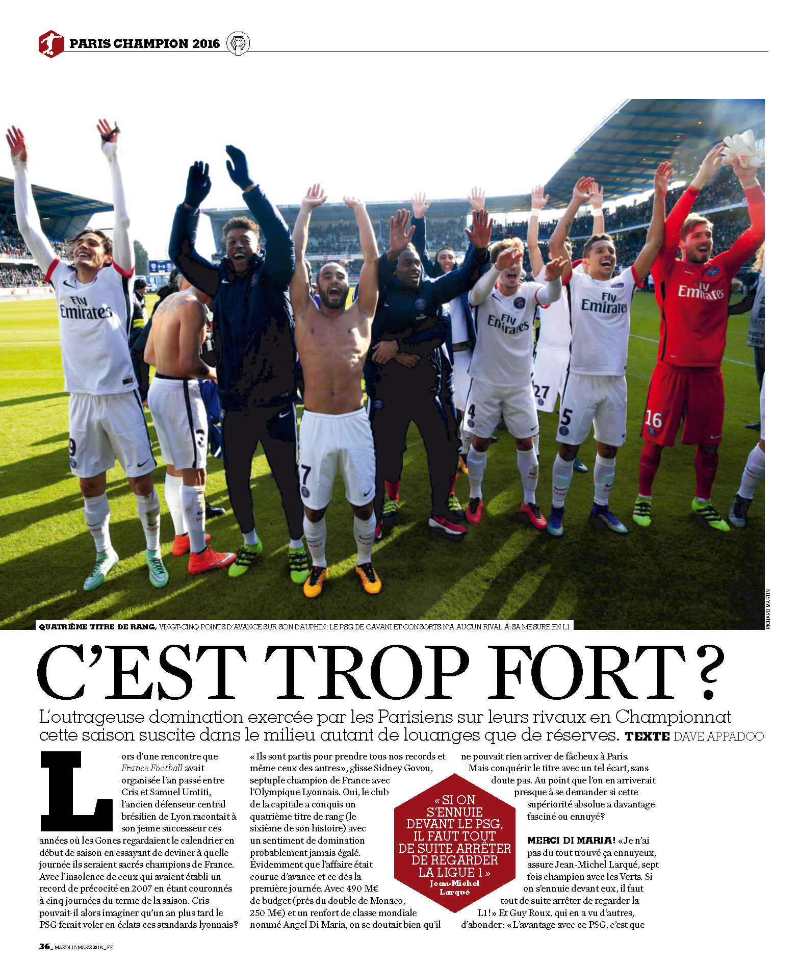 r u00e9sum u00e9 vid u00e9o  revue de presse  champion de france  le r u00e9sum u00e9 vid u00e9o du match estac